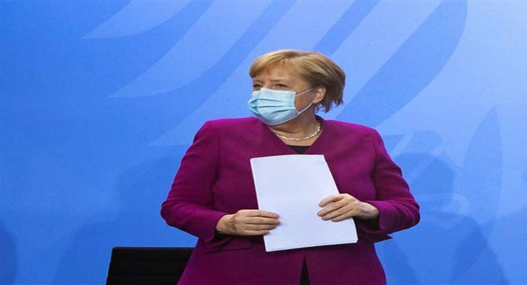 Меркель за посилення обмежувальних заходів