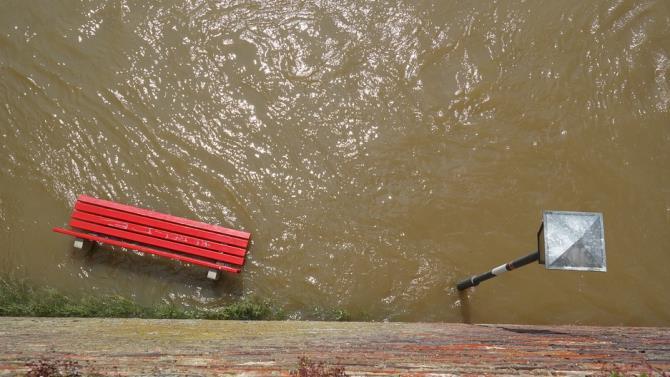 зливи обрушилися на Словенію і Хорватію
