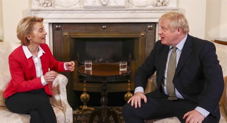переговори Великобританії і ЄС