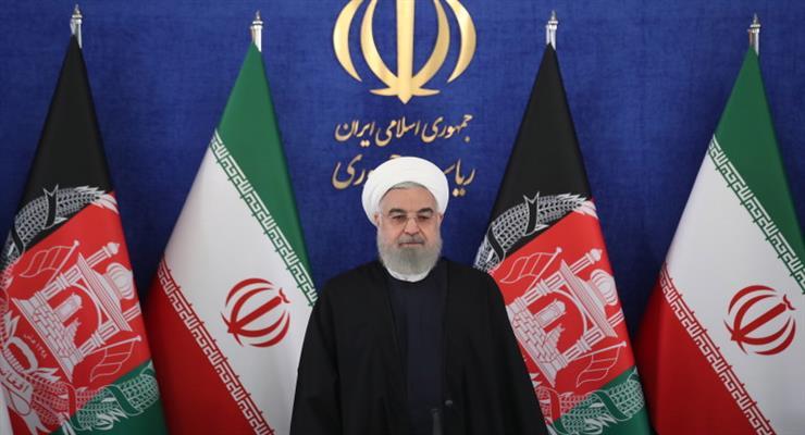 лідери Ірану і Афганістану відкрили перше залізничне сполучення між двома країнами