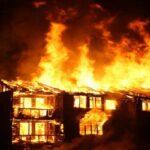 Пожежа в покинутій будівлі в Барселоні забрала життя, щонайменше, двох осіб (ВІДЕО)