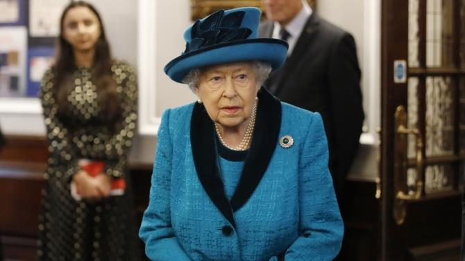 звернення королеви не записав через Брексіта