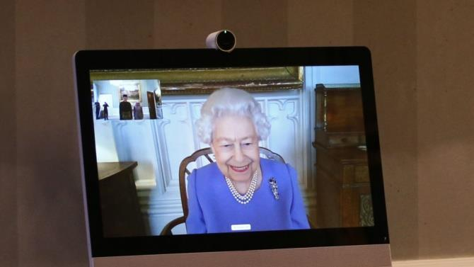 королева Англии общалась с руководством KPMG