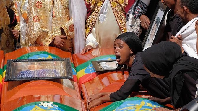 напад бойовиків в Ефіопії