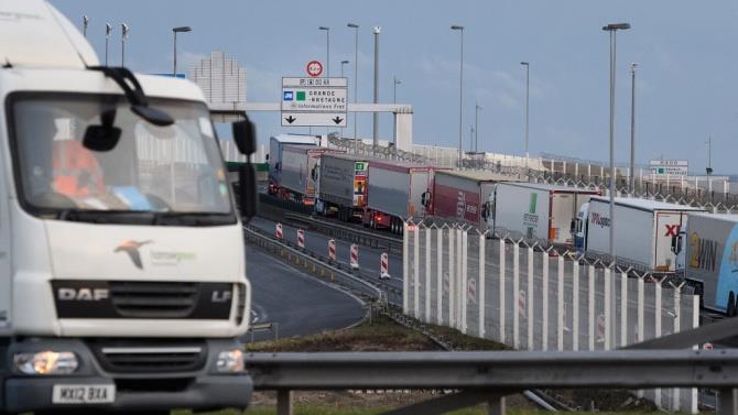 транспортное сообщение с Францией возобновлено