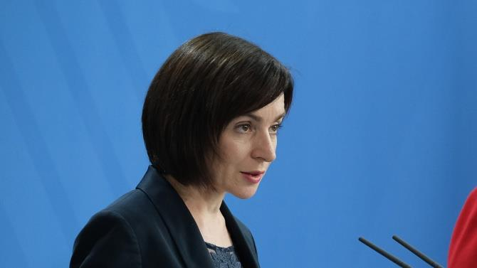 Майя Санду вступила на посаду президента Молдови