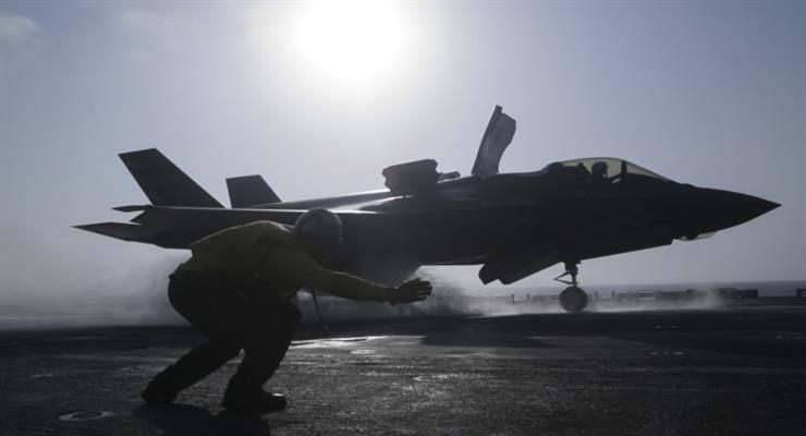 США провели навчання ВПС