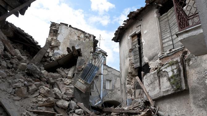 землетрясение в Хорватии