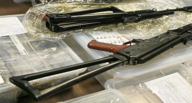заарештовані торговці зброєю