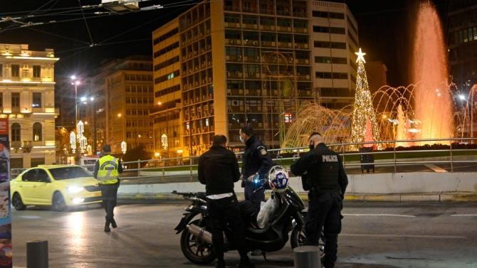в Греції посилені запобіжні заходи