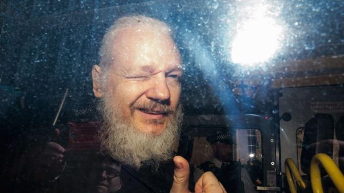 суд отказал в экстрадиции Ассанжа