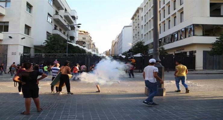 стрілянина в Лівані