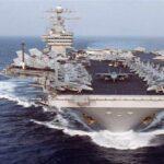 США залишають авіаносець USS Nimitz в Перській затоці