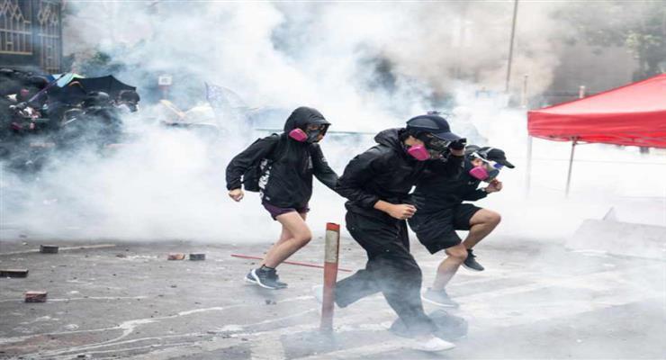 арешти опозиціонерів в Гонконзі