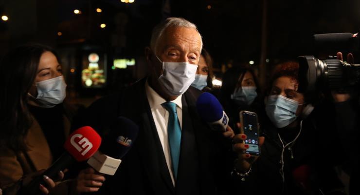 президент Португалії заразився коронавірусом