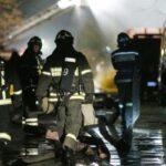 Вісім людей загинули в результаті пожежі в багатоквартирному будинку в Росії