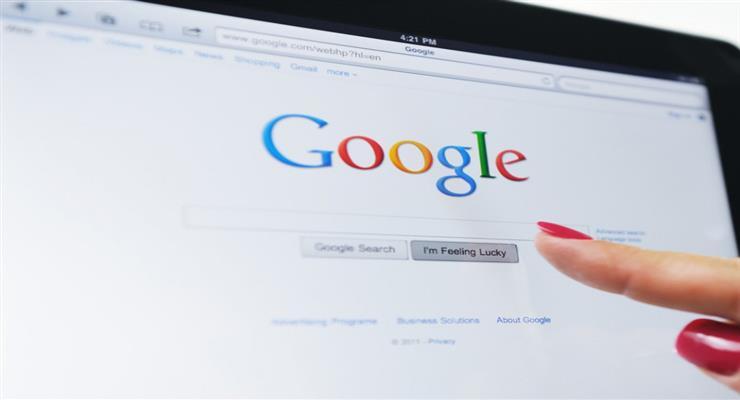 политическое решение Google
