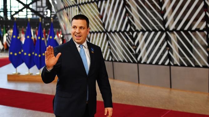 прем'єр-міністр Естонії подав у відставку