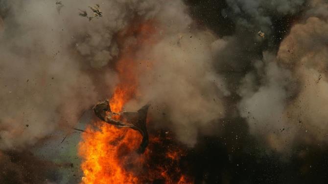вибух на заводі в Польщі