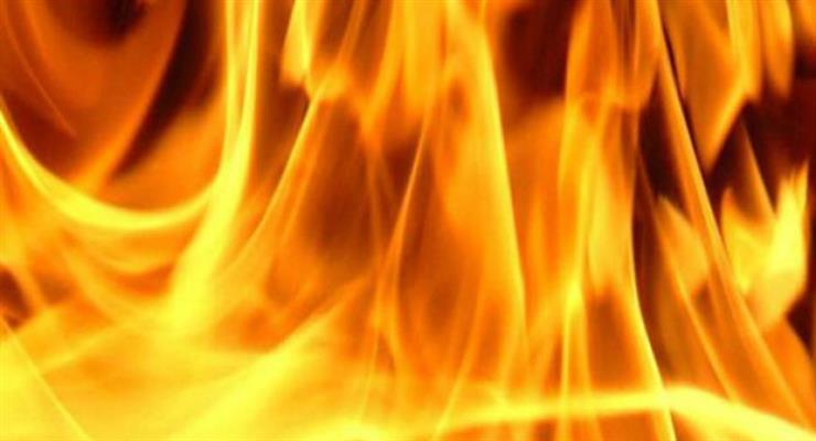 ще одна пожежа в Росії