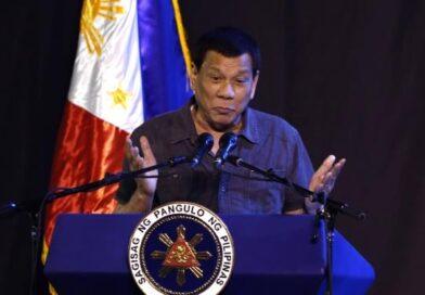 президент Філіппін проти жінок в політиці