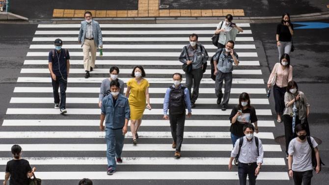 увеличение самоубийств в Японии