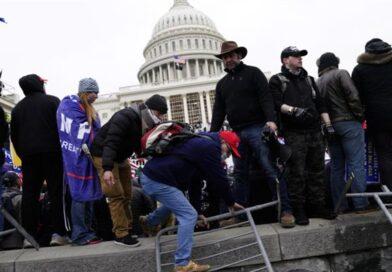 аналіз протестів в США