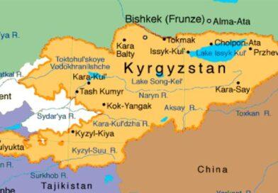 результати виборів в Киргизстані