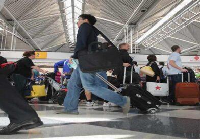 порушник безпеки в аеропорту