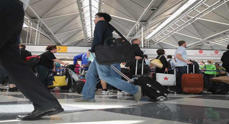 нарушитель безопасности в аэропорту