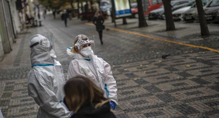 протести рестораторів в Чехії