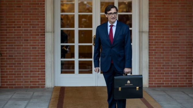 міністр охорони здоров'я Іспанії Сальвадор Ілля Рока піде на пенсію