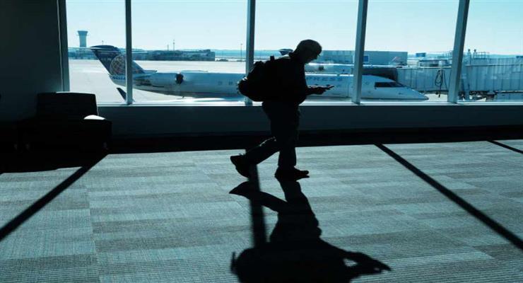 закриття аеропортів в Ізраїлі