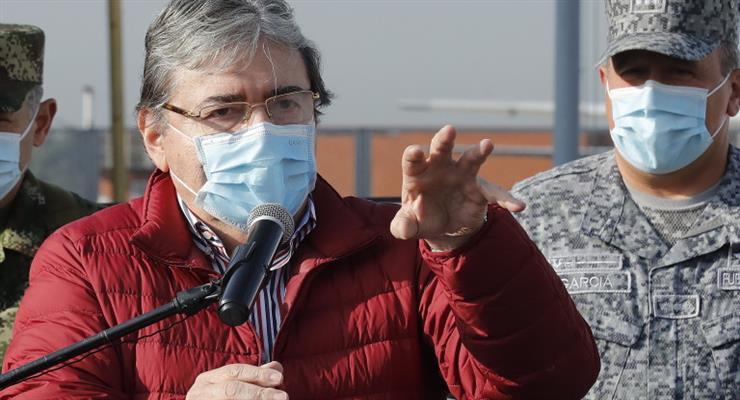 міністр оборони Колумбії помер від коронавіруса