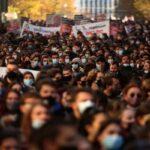 Тисячі студентів протестують в Греції