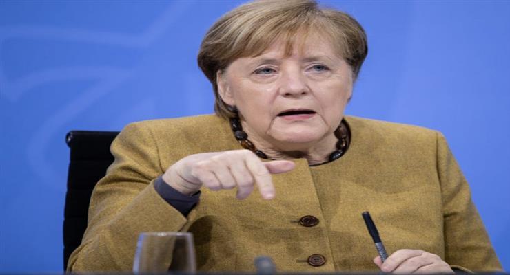 Меркель зустрінеться з виробниками вакцин