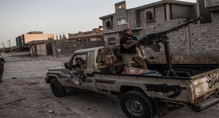 заклик до виведення військ з Лівії