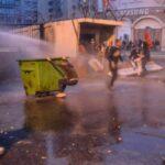 Сотні людей отримали поранення в ході зіткнень протестуючих з ліванської поліцією