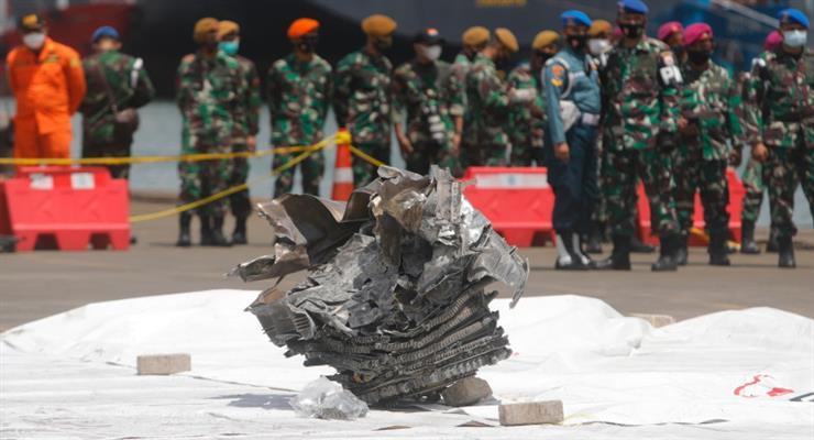 авіакатастрофа біля Індонезії