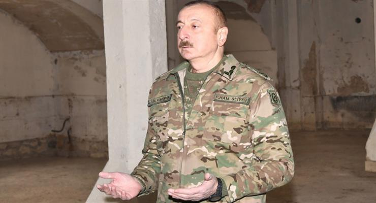 співпраця Азербайджану і Росії