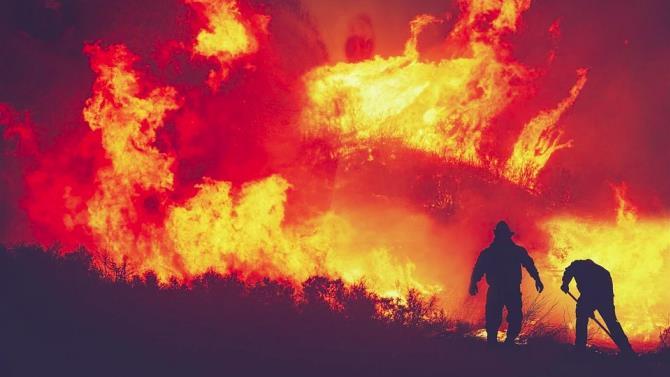 пожежа в Австралії