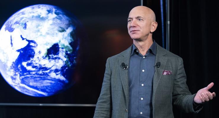 Безос йде з поста генерального директора Amazon