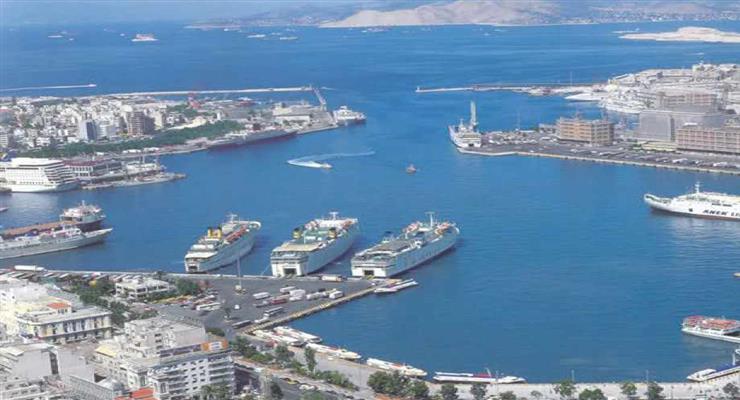 в грецькому порту виявлені наркотики