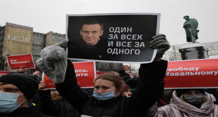 спільник Навального в розшуку