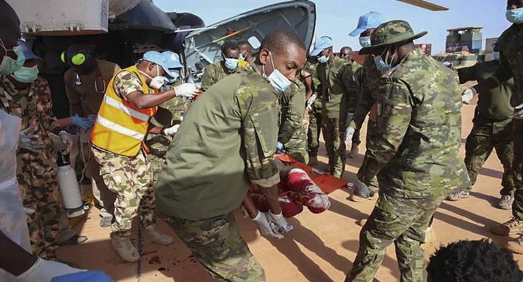 напад на миротворців в Малі