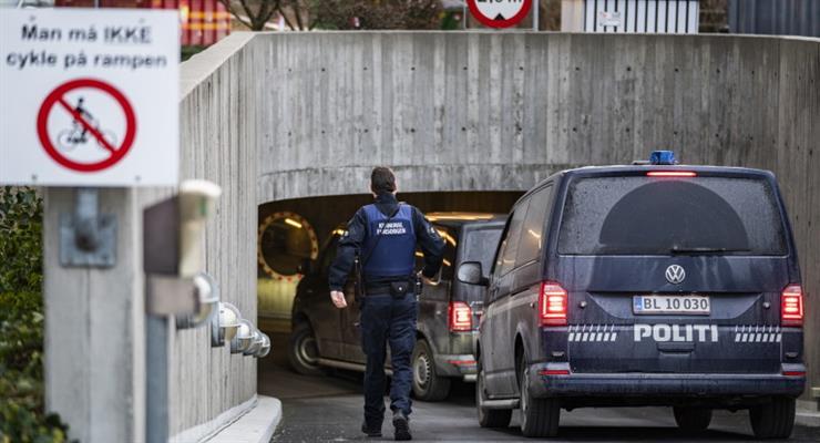 в Данії заарештували терористів