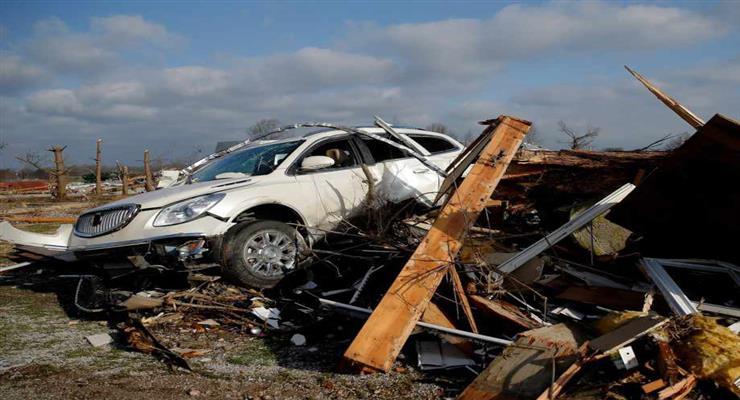 наслідки торнадо в Туреччині