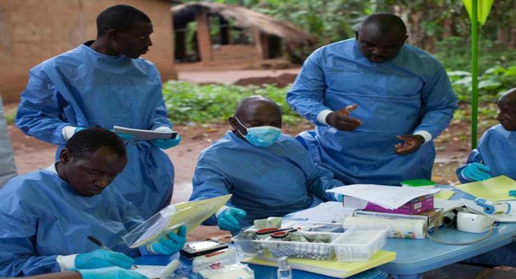 епідемія еболи