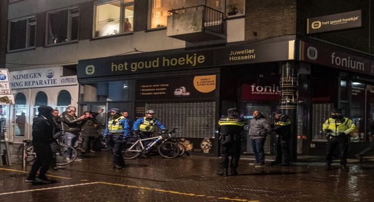 суд отменил комендантский час в Нидерландах