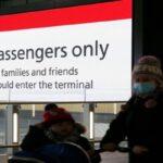 Четверо пасажирів оштрафовані на 10 тисяч фунтів за приховування важливої інформації